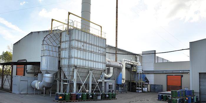 LPF - usine